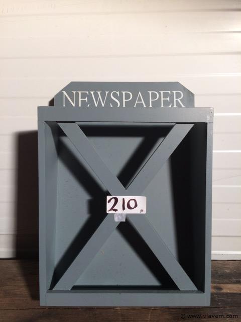 Krantenbak