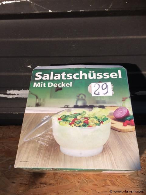 Salade schotel