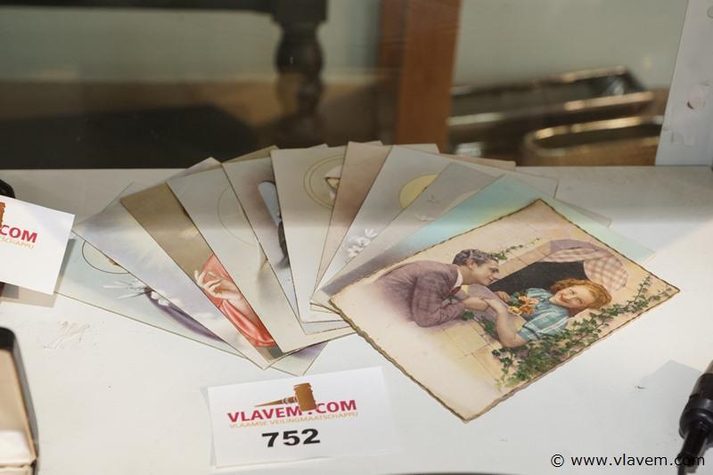 Oude prentkaarten