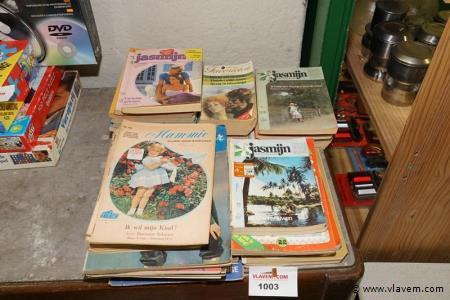 Oude leesboekjes