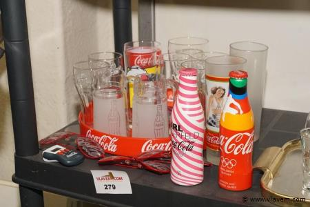 Cola items