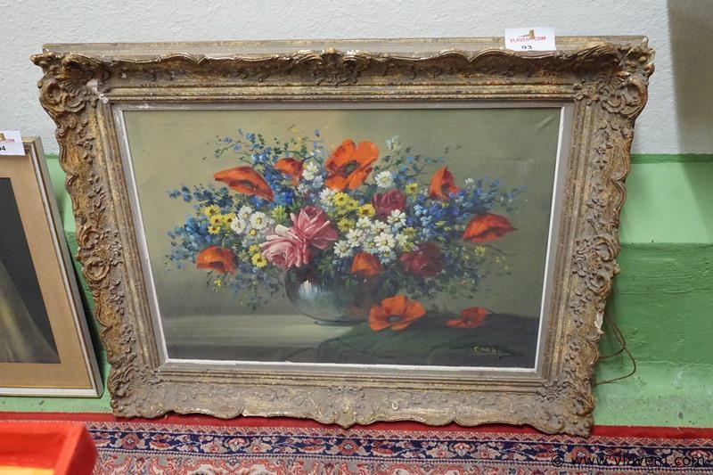 Oud schilderij