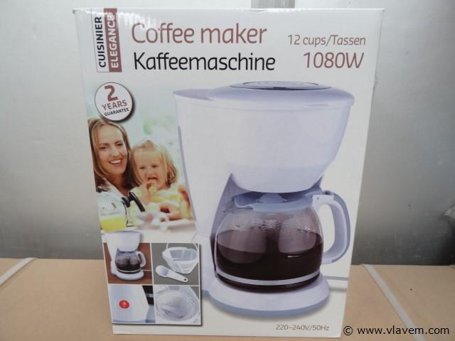 koffiezetapperaat