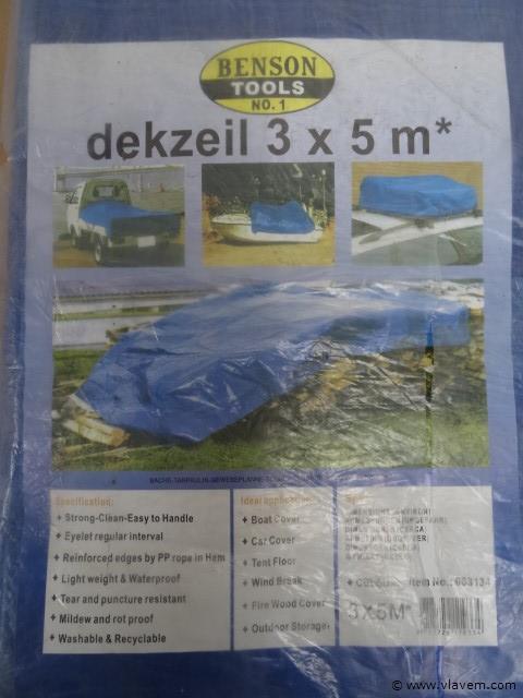 dekzeil