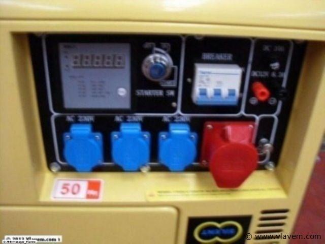 generator 5000w diesel
