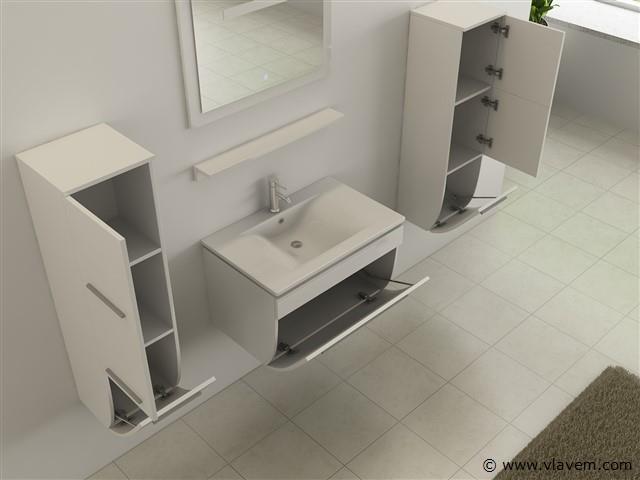 1-persoons badkamermeubel