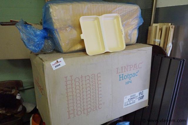 Isolerende verpakkingen
