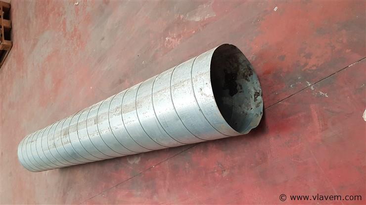 Luchtfilterbuis/Tube de filtre à air