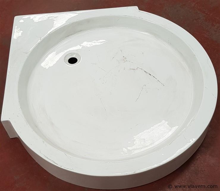 Cirkel Douchebak/cabine de douche