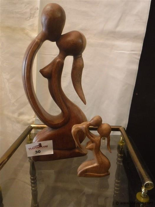 houten beeld