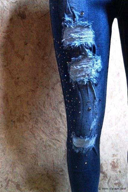 jeansbroek