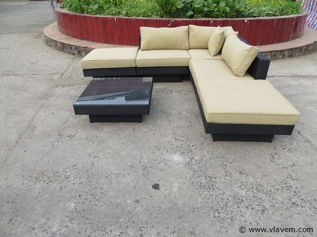 Lounge-Set, 5-Delig