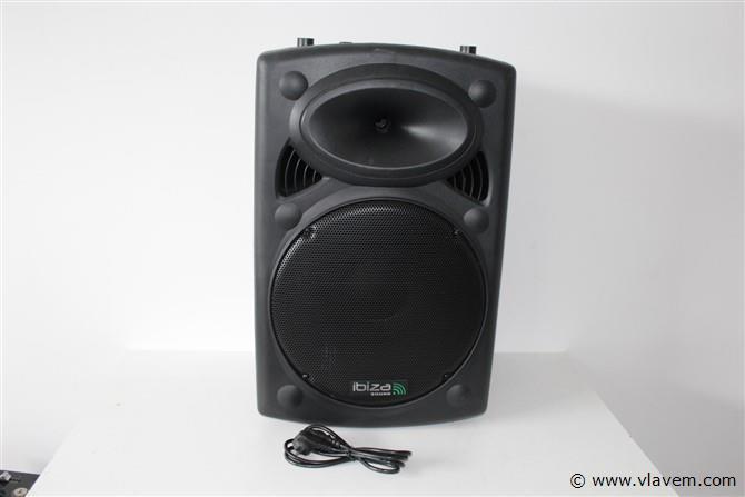 Actieve pa speaker