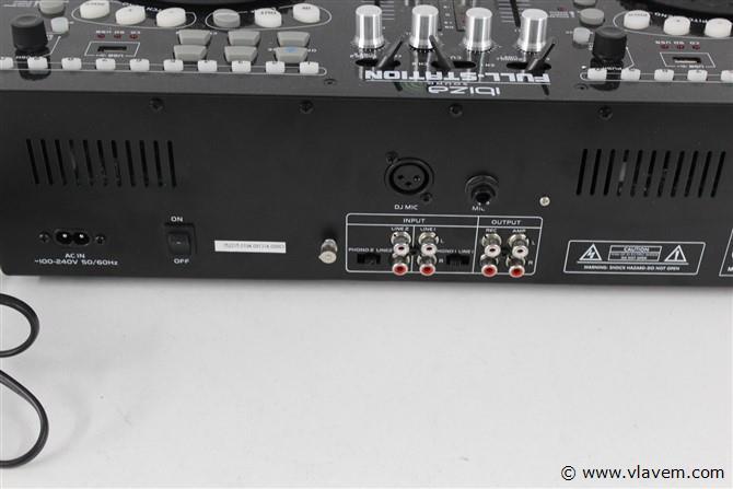 DJ mp3 mixer