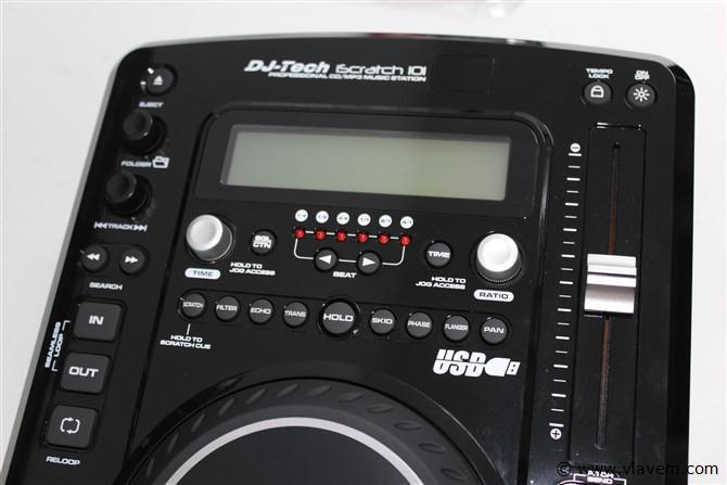 Topload mp3 cd speler