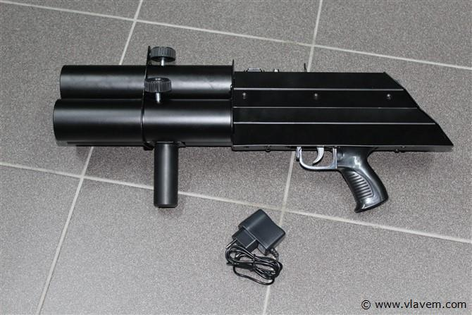 Confetti 3 way gun