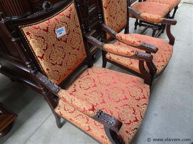 antieke stoelen