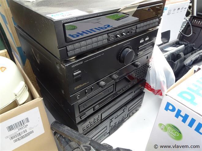 stereo installatie